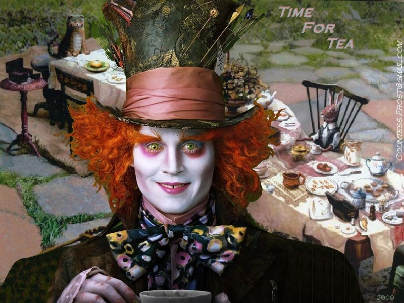The Madhatters tea party – the insanity continues